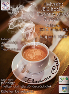Business Cafe Programsorozat